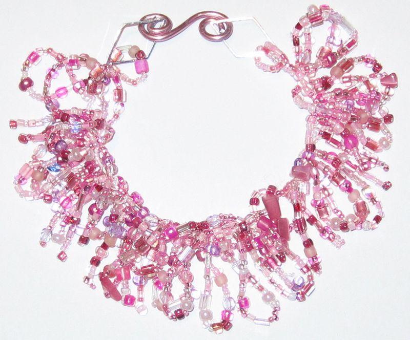 Pink-Bracelet