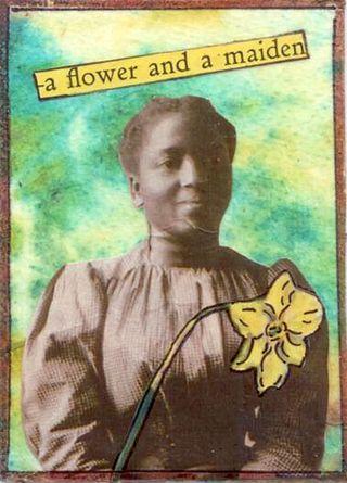 Flower-Maiden